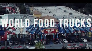 World Food Trucks | Mr.Pizza | Episode 39