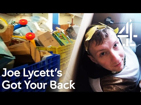 Investigating Delivery Service - YOUR Packages Are Sent To Auctions? | Joe Lycett's Got Your Back