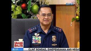 UB: Panayam kay PNP OIC Lt. Gen. Archie Francisco Gamboa
