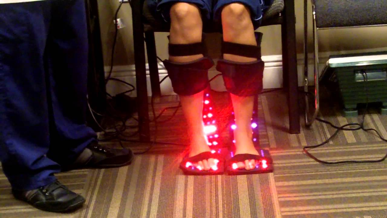 Infrared Therapy Treatment For Neuropathy Caused By