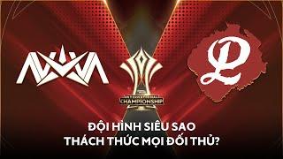 Thời Hoàng Kim Trở Lại? - Team Olympus và NOVA Esports | Team Preview #3 - AIC 2019