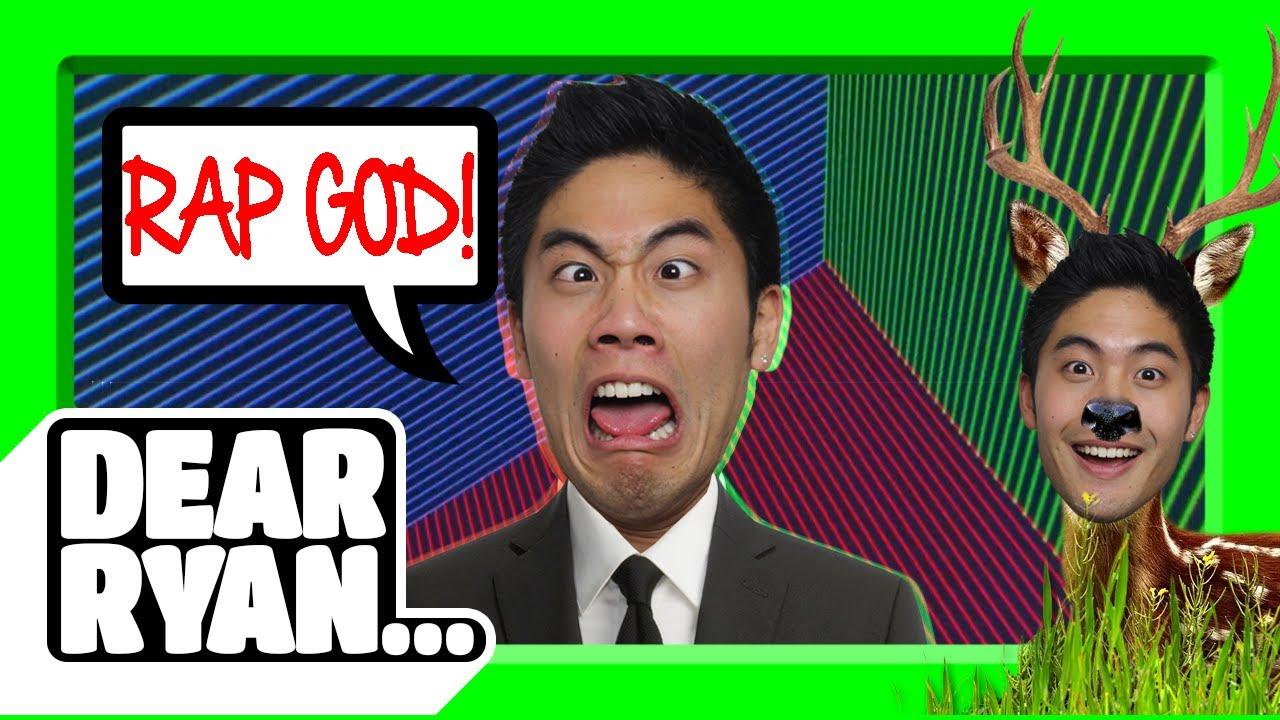 Attractive Rap God (Dear Ryan)   YouTube