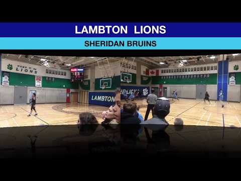 Lambton College Men's Basketball