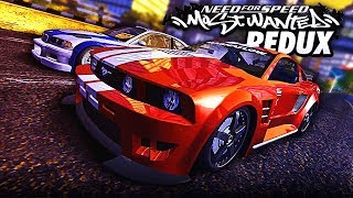 Need for Speed MOST WANTED REDUX | Blacklist #1: RAZOR + FINAL PURSUIT