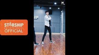 Video [HYUNGWON][Dance Practice] 몬스타엑스 (MONSTA X) - 'DRAMARAMA' Vertical Video download MP3, 3GP, MP4, WEBM, AVI, FLV Juni 2018