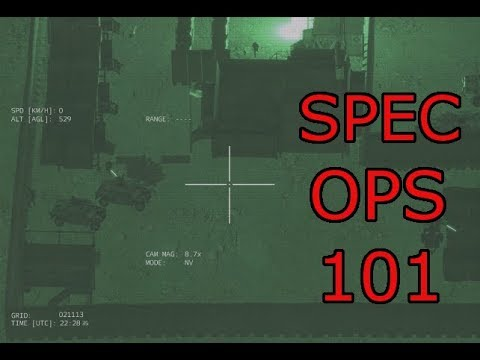 True Stealth Operations: Arma 3 Viper Ops in Takistan