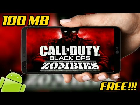 [115 MB ]How To Download Call Of Duty - Black Ops Zombies On Android For Free ! Must Download