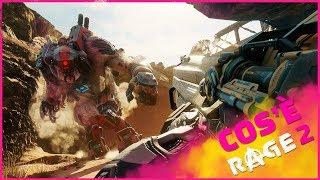 """RAGE 2: Trailer ufficiale """"Cos'è RAGE 2?"""""""
