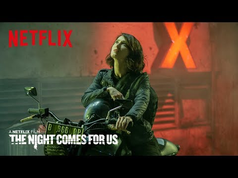The Night Comes For Us | Deleted Scene: The Operator [HD] | Netflix