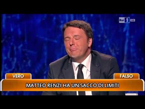 Renzi loves Italy - YTP Ita