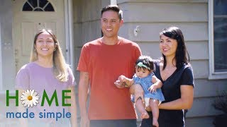 First Look: Whoa Baby, We Need a Nursery!   Home Made Simple   Oprah Winfrey Network