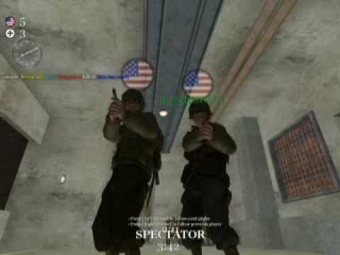 Call of Duty 2 breakdance