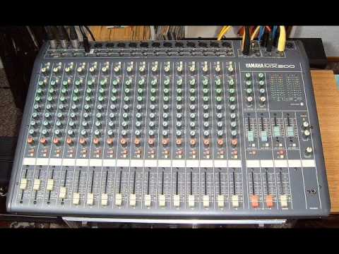 DANGDUT LIVE Mixer YAMAHA MX200 Mp3