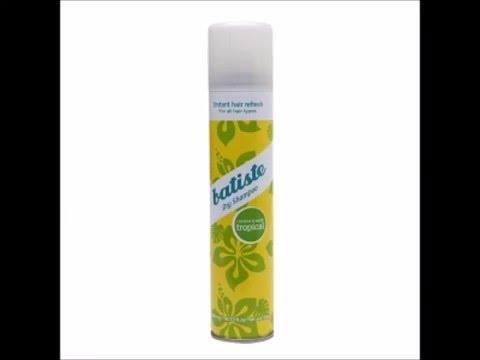 Batiste Dry Shampoo, Tropical Coconut & Exotic