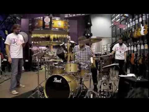 Tyler Matte Guitar Center Drum-Off