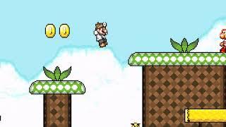 Dr. Mario World Redrawn (Smw Hack) - Part 2