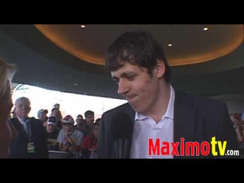 EVGENI MALKIN Interview at 2009 NHL AWARDS Las Vegas June 18