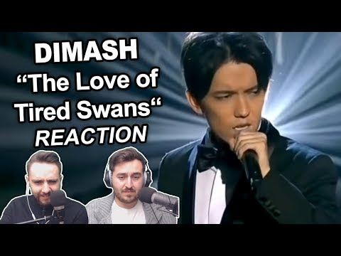 """Singers Reaction/Review to """"Dimash Kudaibergen - The Love of Tired Swans"""""""