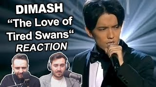 """Download Singers Reaction/Review to """"Dimash Kudaibergen - The Love of Tired Swans"""" Mp3 and Videos"""