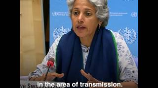 WHO scientific brief on COVID-19 transmission