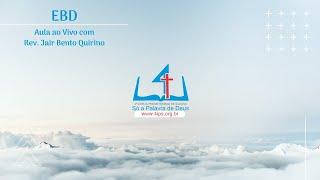 4IPS | Aula EBD - 09/08/2020