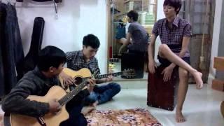 Forever - hòa tấu guitar [Tri Phương - Paddy Sơn - Đen Per's