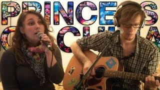 Coldplay & Rihanna - Princess Of China (Juste Intuition Live Acoustic Cover)