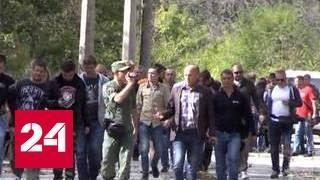 ДНР, ЛНР и Украина договорились освободить всех пленных
