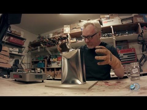 The Science of Implosion | MythBusters