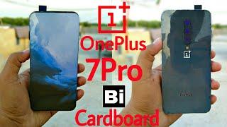OnePlus 7 Pro from Cardboard   Pop Up Camera   Cardboard,Paper   Bi