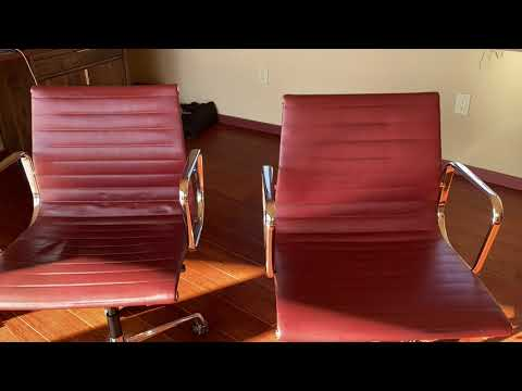 Laura Davidson SOHO Ribbed Office Chair: 1 Year Review
