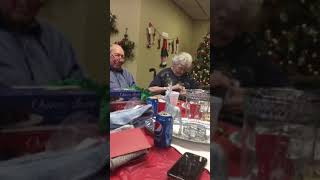 Man gives wife of 67 years new engagement diamond after hers went missing in nursing home.