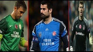 Türkiye'nin En İyi 5 Kalecisi 2016-2017