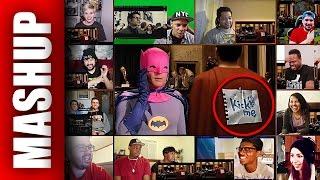 BATMAN V SUPERMAN: Dawn of Justice Weird Trailer Reactions Mashup