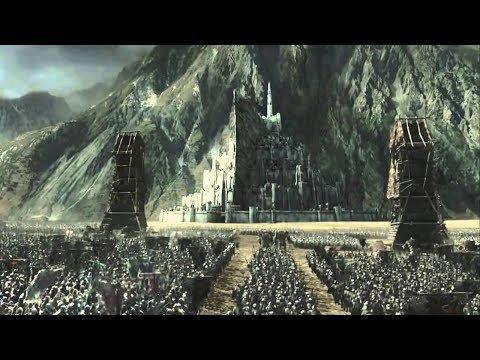 Les Armées de Sauron Vs Gondor - Le Seigneur des anneaux : Le Retour du roi