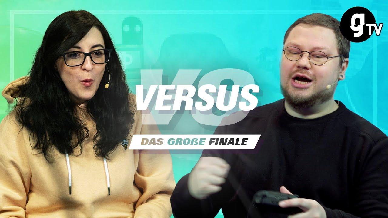 VERSUS – Die Fehde der Finalist:innen   08: Kalle Koschinsky vs. Kiara Hufnagel   gTV