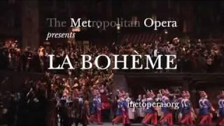 La Bohème - The Metropolitan Opera