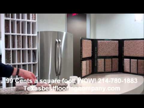 Carpet Outlet Houston Texas Carpeting .99 Cents A SF ...