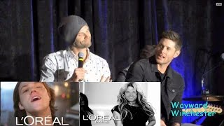 J2 Favorite SPN Memes & Gifs Of Themselves To Text Battle Their Friends