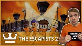 Utečeme se štábem?! - The Escapists 2 - #02