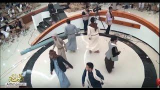 حمود السمه  | مع الاسف بعت روحي لك   | \u0026 رقص صنعاني قوووة 2017 حصرياً | تصوير الفخامه HD