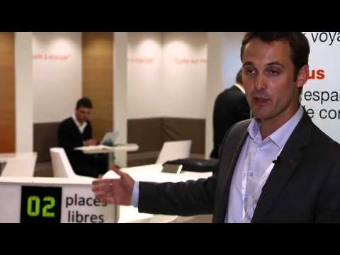 La startup OneSitu à l'Espace Business de Paris-Orly