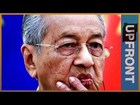 Mahathir Mohamad on corruption and