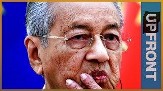 Mahathir Mohamad on corruption and 'saving Malaysia' - UpFront