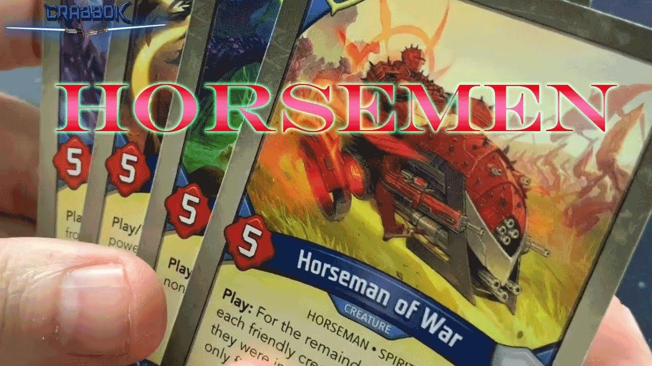 KeyForge Horsemen Decks - Are they good?