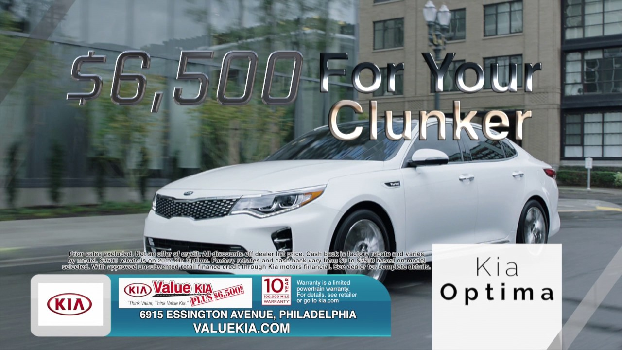 Superb Value Kia   Cash For Clunkers!