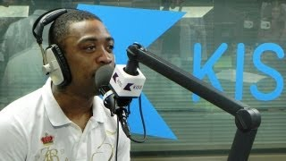 Wiley talks Heatwave, filming a new video and Twitter