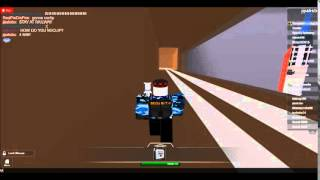 ROBLOX Pinewood Computer Core Explode pt 5 Survive a Railway