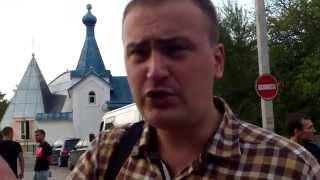Zice că a fost agresat de angajați ai pazei private Kirsan - Curaj.TV