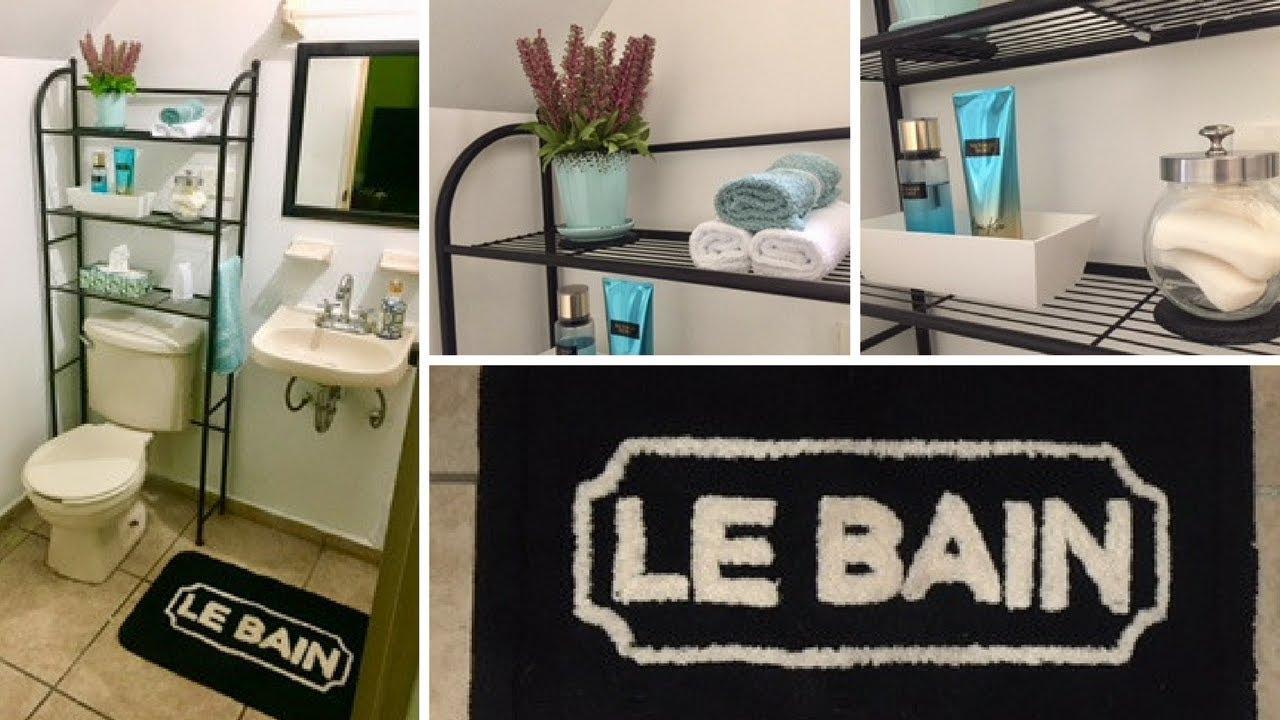 Ideas para decorar un ba o peque o con poco dinero youtube - Ideas para decorar un piso pequeno con poco dinero ...